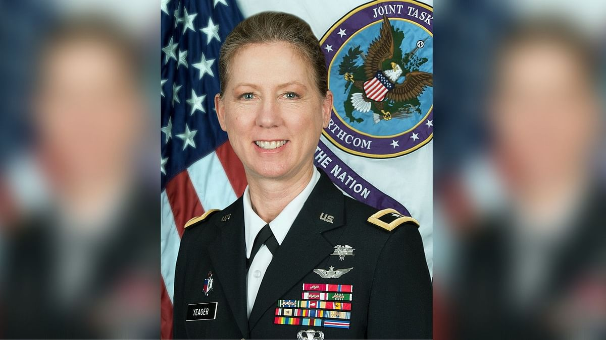 1st Woman to Take Command of  US Army Infantry Division On 29 June