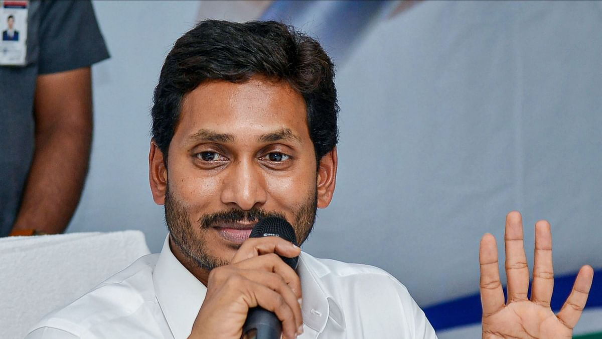 Andhra Chief Minister Jagan Reddy to have 5 Deputy CMs in Cabinet