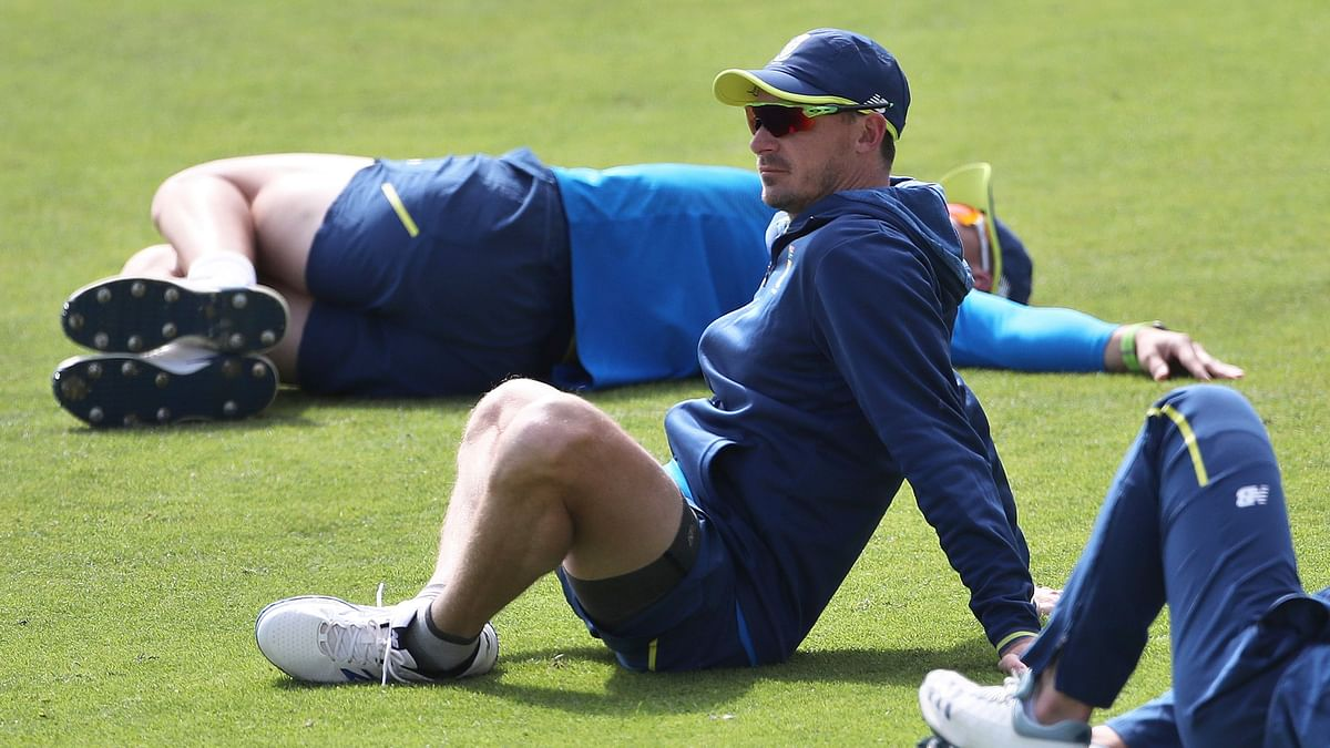 South Africa's Dale Steyn was ruled out of ICC World Cup 2019 owing to a second shoulder injury.