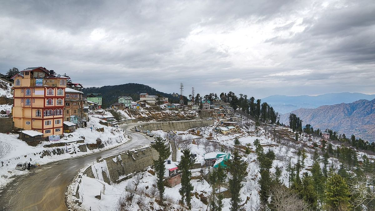 IRCTC's 'Himachal Fantasy': An 8 nights' 9 days' tour to Himachal Pradesh.