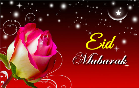Eid ka Chand Mubarak 2019 Wishes