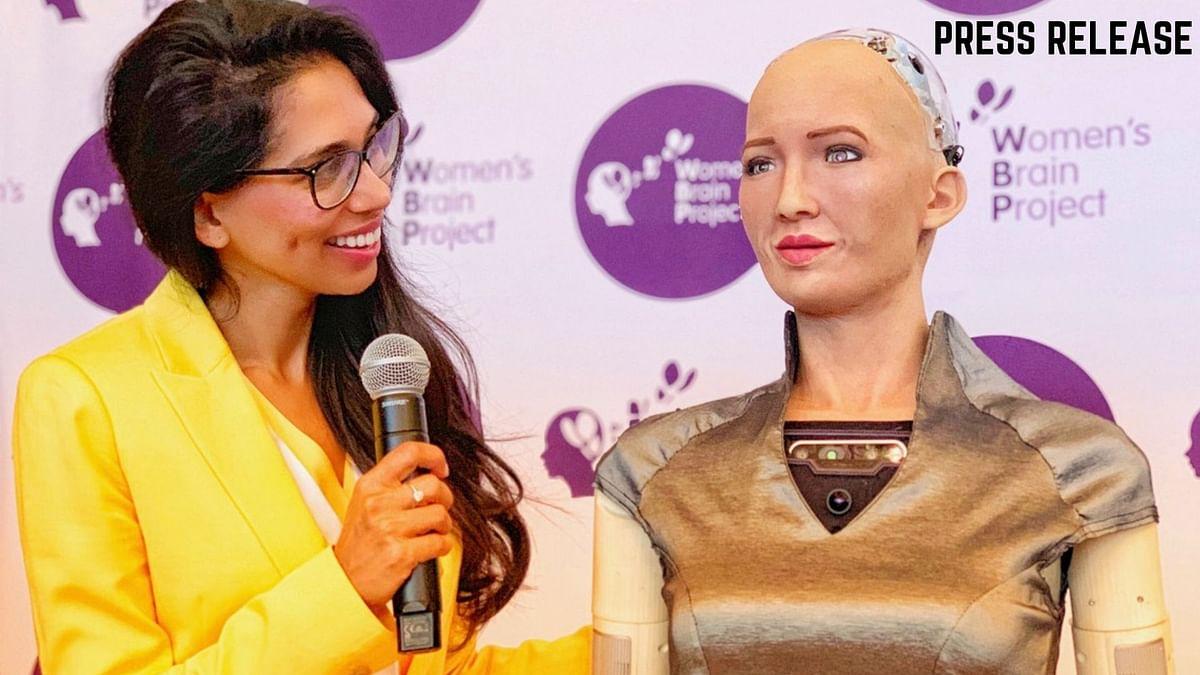 Press Release: Fagun Thakrar and Sophia On AI & Brain Health
