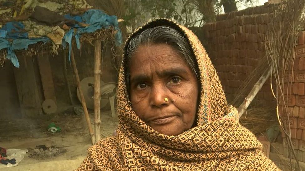 Unable to complete documentation formalities, elderly in rural areas like Asharfi Begum did not get the government's old age pension, till educated youth helped them access it