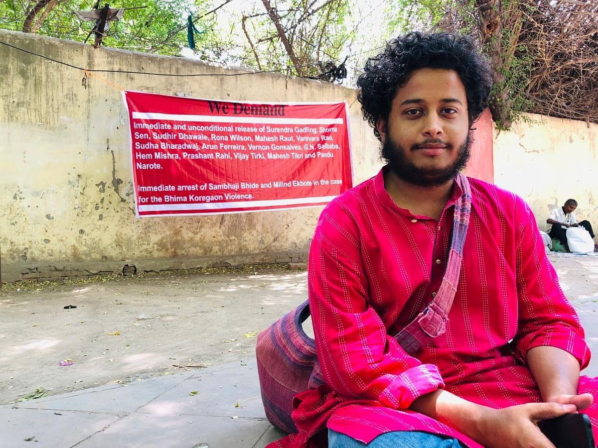 Sourav was present last year, at the same protest, he says the mood this year is comparatively duller.