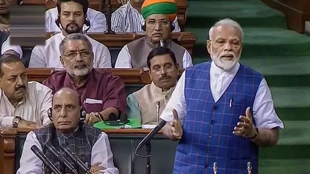 QBullet: PM Modi Slams Cong in LS; Mike Pompeo to Meet Jaishankar