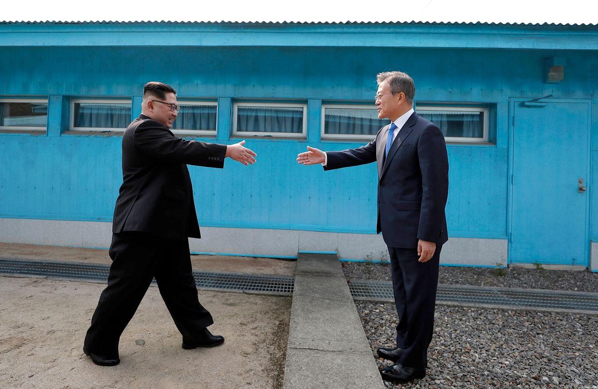 North Korea Restores Cross-Border Hotline With South Korea to Improve Relations