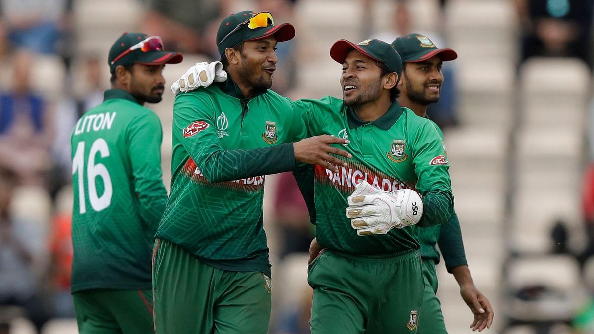 Shakib's All-Round Show Guides Bangladesh to 62-Run Over Afg