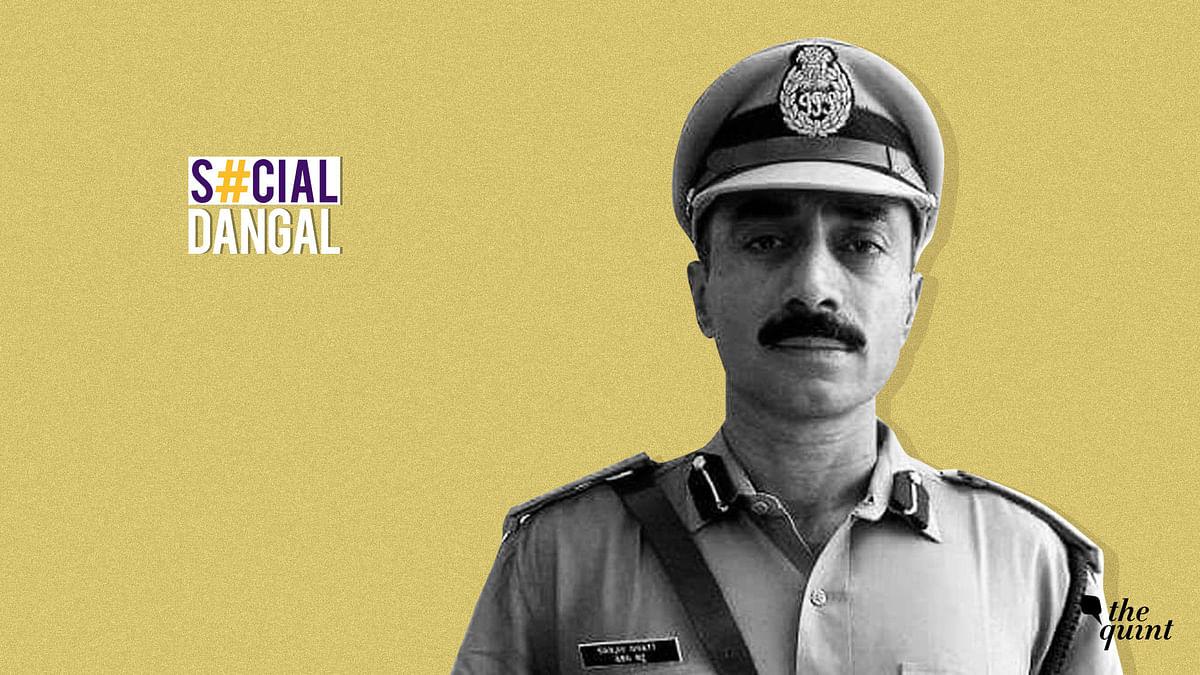 Twitter Divided Over Ex-IPS Officer Sanjiv Bhatt's Life Sentence