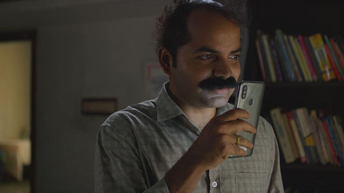 Vinay Forrt in <i>Thamaasha.</i>