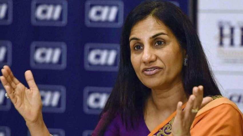 Former ICICI Bank CEO Chanda Kochhar.