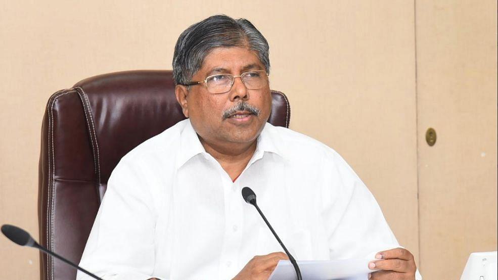 Chandrakant Patil.
