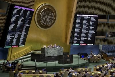 Taliban Ask To Address UN General Assembly, Name Suhail Shaheen As Afghan Envoy