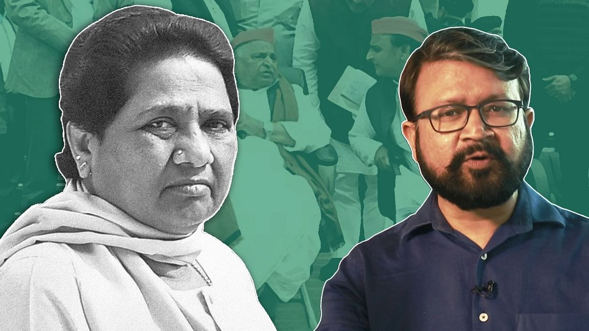What Is Mayawati's Game Plan After SP-BSP Break-up?