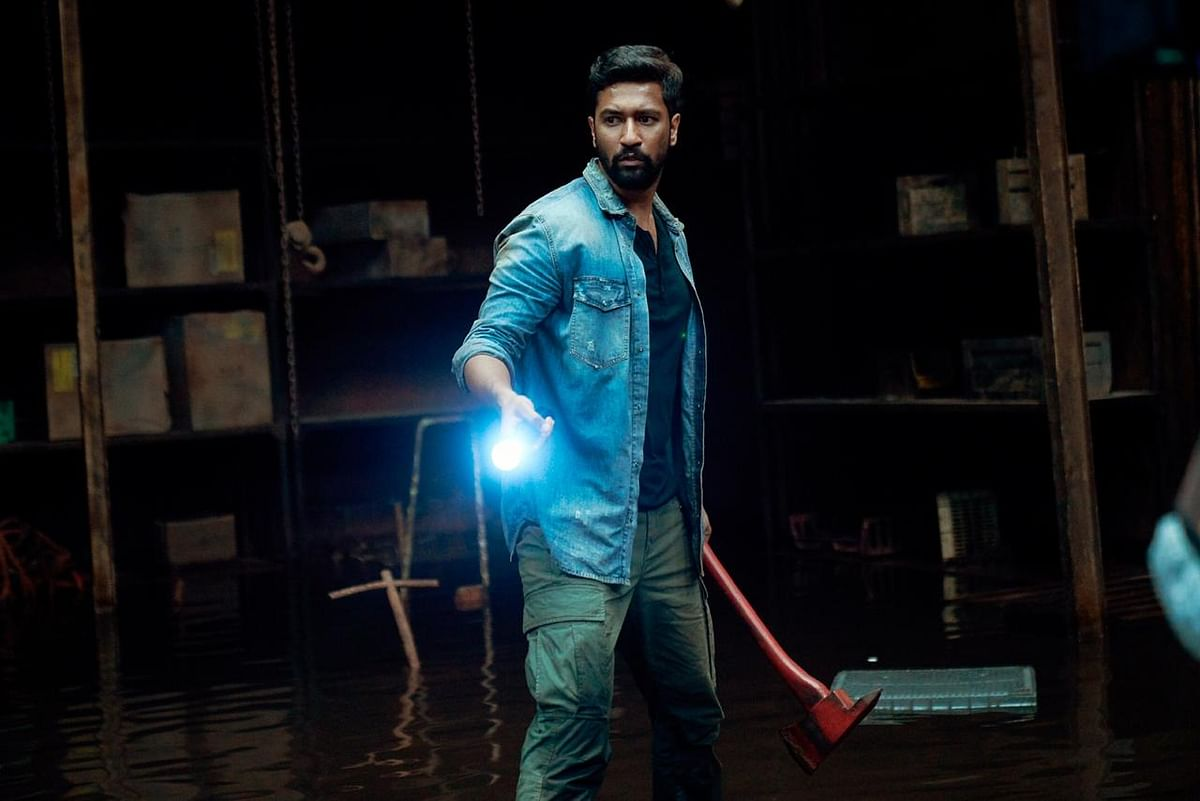 Vicky Kaushal in a still from the horror franchise <i>Bhoot:&nbsp;</i><i>Part One - The Haunted Ship</i>