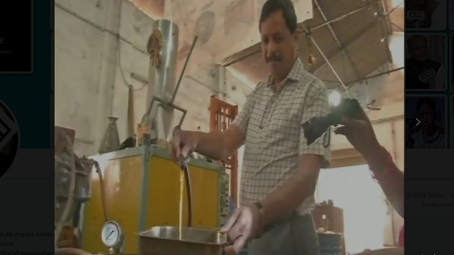 Plastic As Fuel? This Hyderabad Man Is Making it Possible