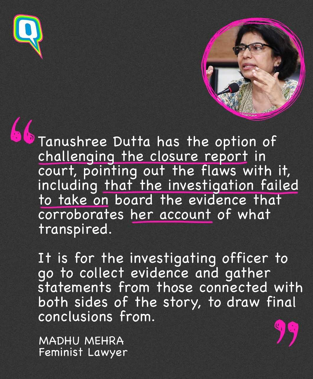 Has the Legal System Been A Trap For Tanushree's #MeToo?