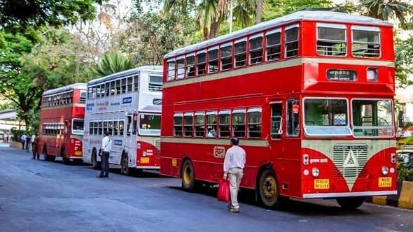 File photo of a BEST bus.