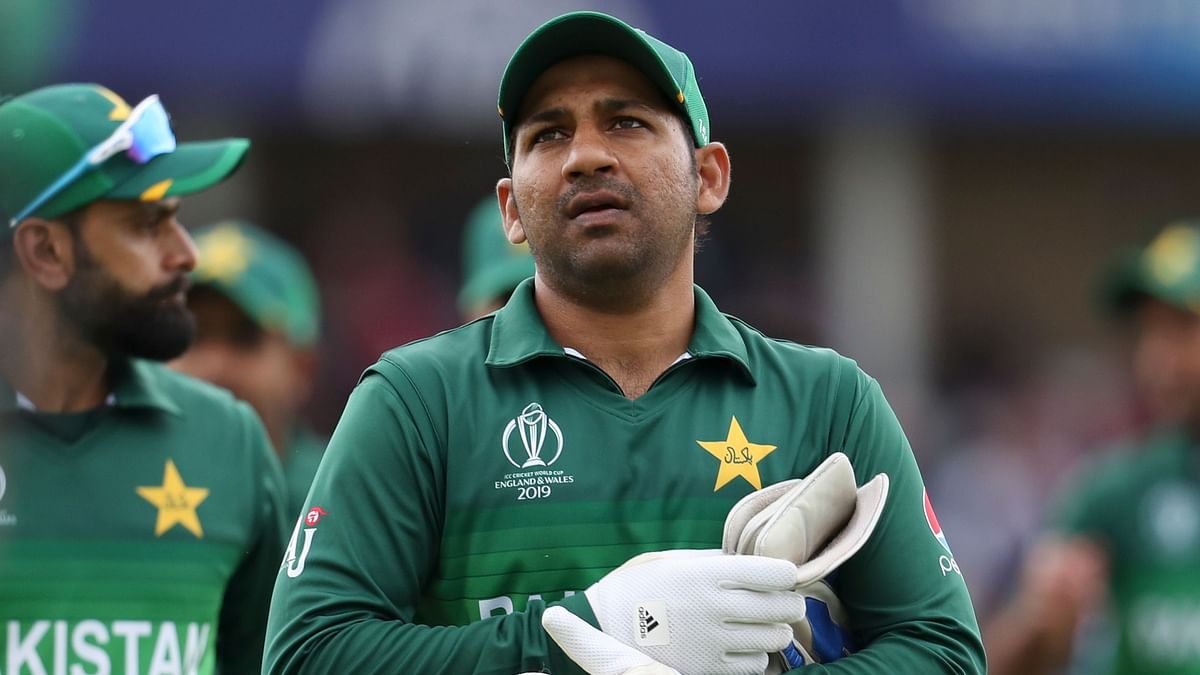 Sarfaraz Ahmed was sacked as Pakistan's Test and T20 captain.