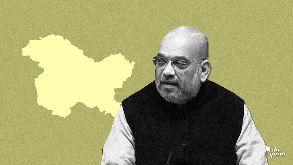 Amit Shah Briefed on J&K, Officials Deny Discussing Delimitation