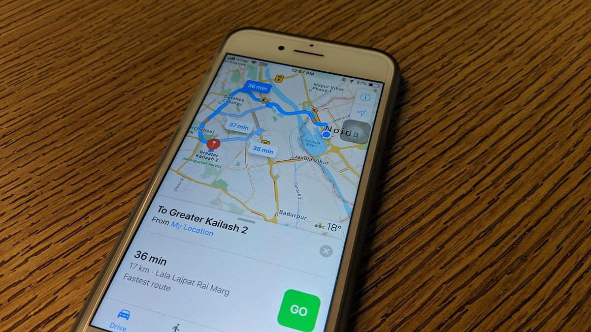 The COVID layer in Google Maps will start rolling out worldwide on Android and iOS this week.