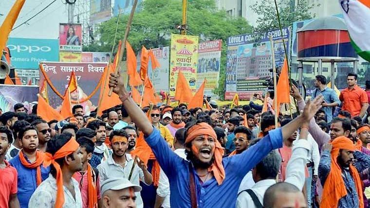 Pune: VHP Workers Booked for Display of Weapons in Procession