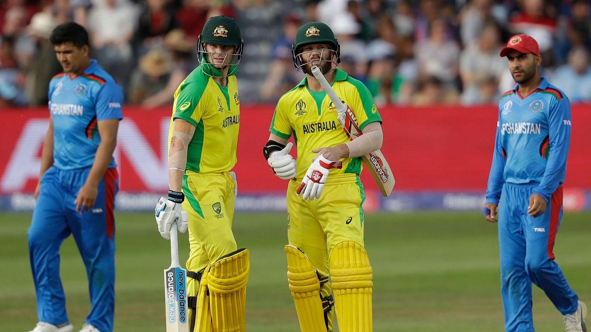 Watch Highlights: Australia Register a 7-Wicket Win vs Afghanistan