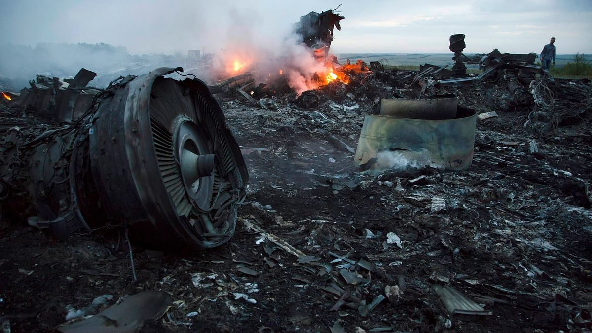 4 Charged for Shooting Down Flight MH17, Trial to Begin March 2020