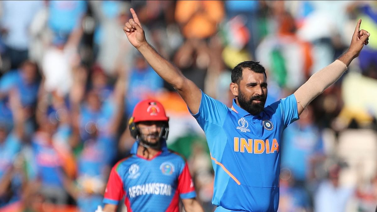 After 32 Years, Shami Takes India's Second World Cup Hat-trick