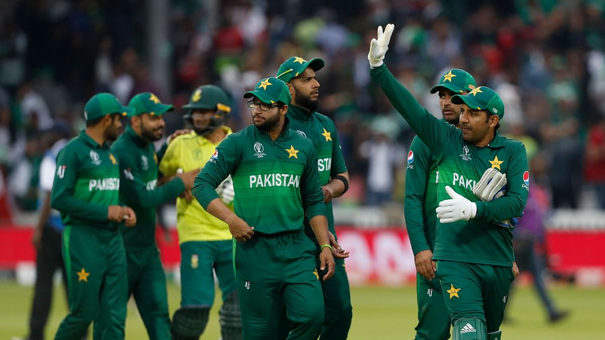 South Africa Out of Semi-finals Race After 49-Run Loss to Pakistan