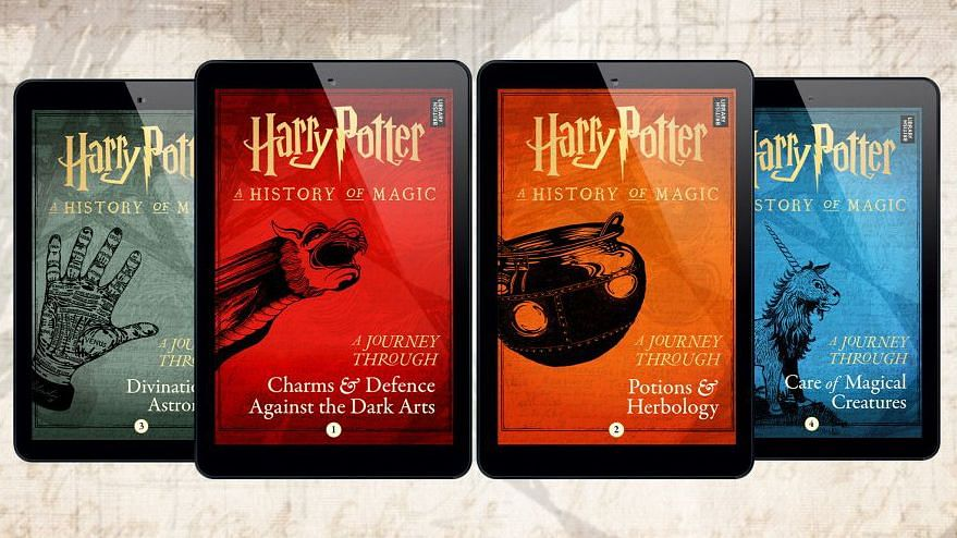 JK Rowling's 4 New Harry Potter eBooks & Twitter's Mixed Response