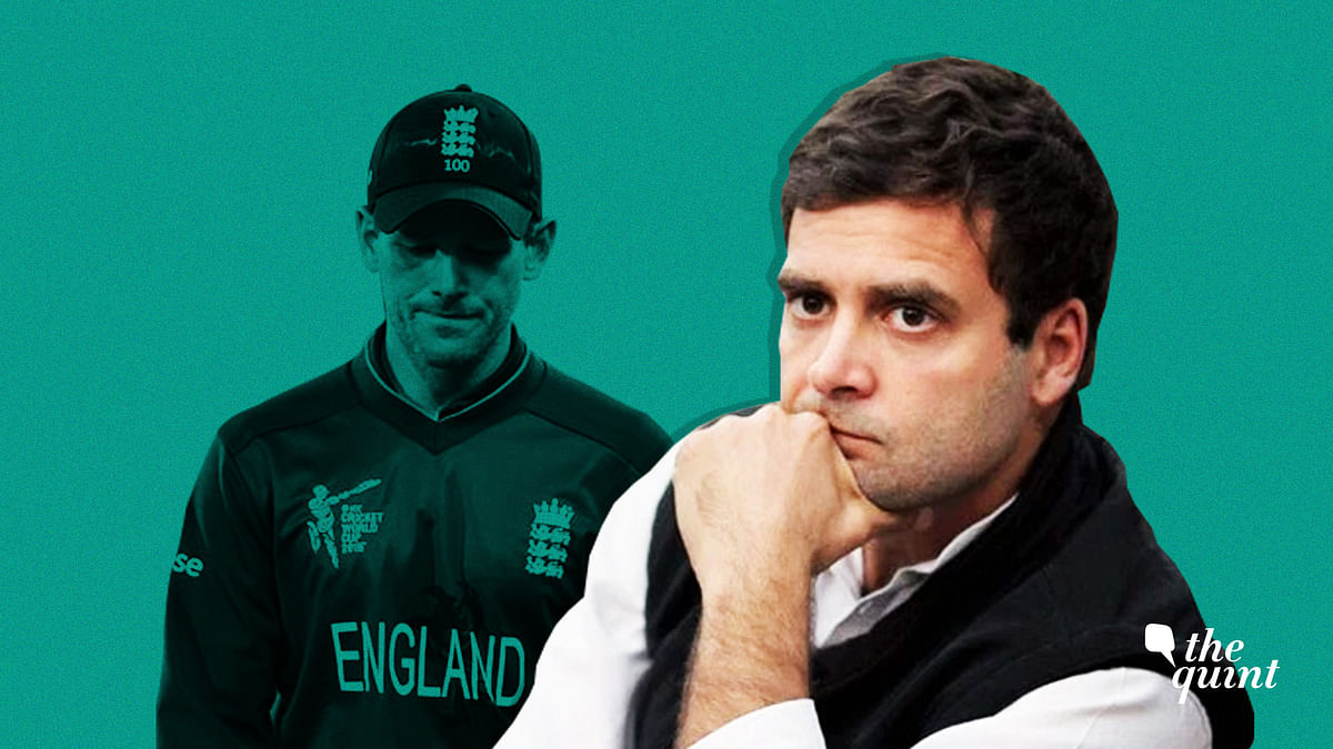 England Cricket Team's Gyan For Congress: No Ditching The Captain