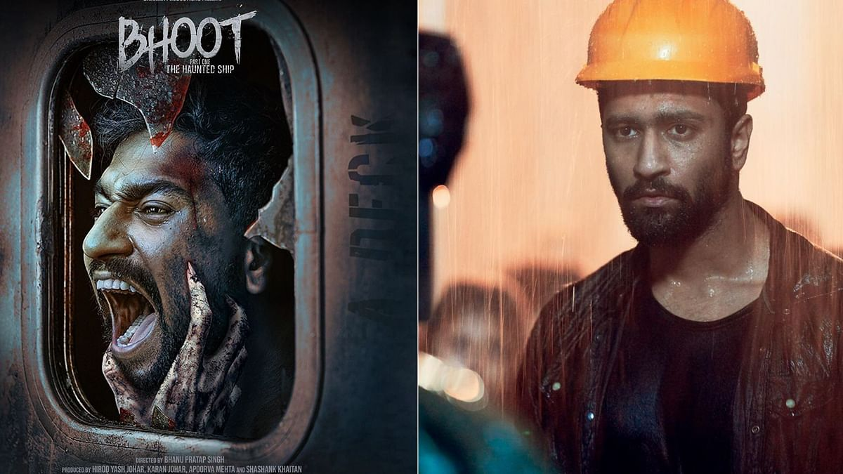 'Bhoot' First Look: Vicky Kaushal in a Never-Seen-Before Avatar