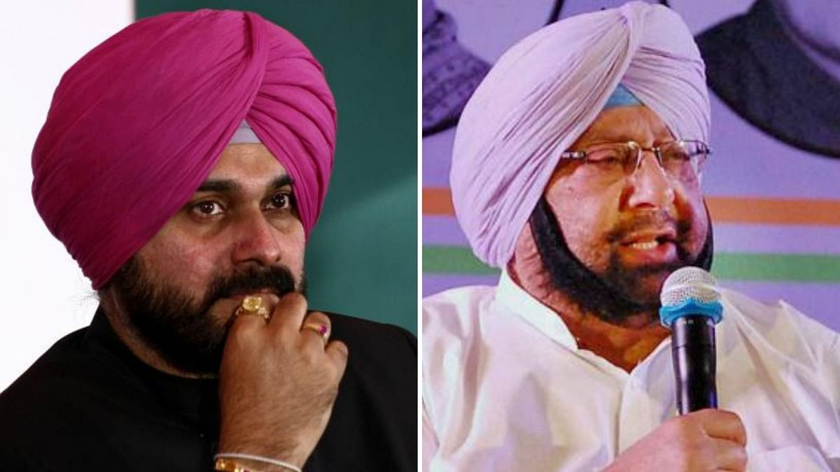 Sidhu to Be Made Punjab Congress Chief, Amarinder Singh to Remain CM: Reports