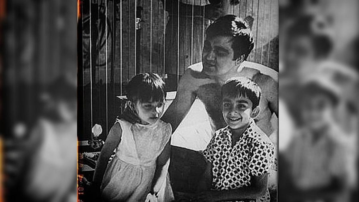 Sanjay Dutt Remembers Father Sunil Dutt on 90th Birth Anniversary