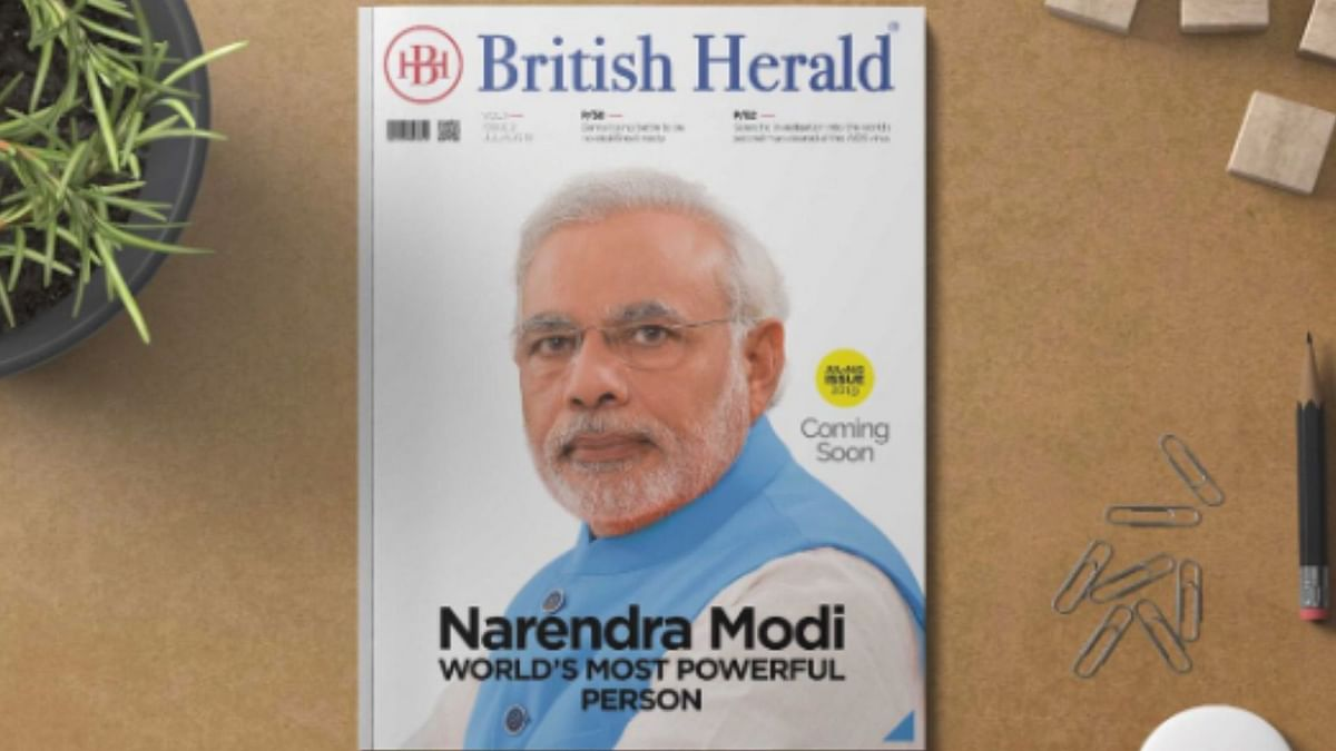 A UK-based magazine has declared Prime Minister Narendra Modi as the world's most powerful person.
