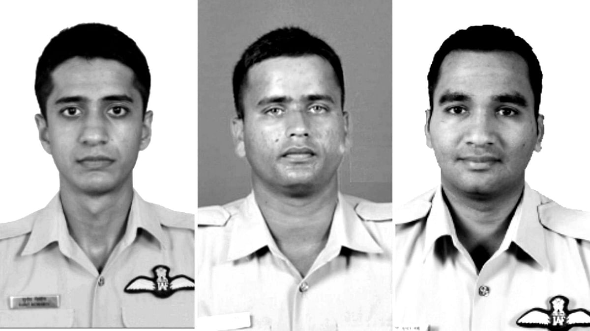 After Days of Prayers, Nation Bids Farewell to AN-32 Aircraft Crew