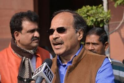 Adhir Ranjan Chaudhary named Congress leader in Lok Sabha