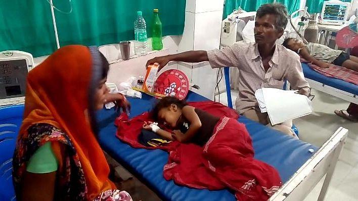 Encephalitis Claims 100 in Bihar, Nitish Announces Rs 4L Ex Gratia