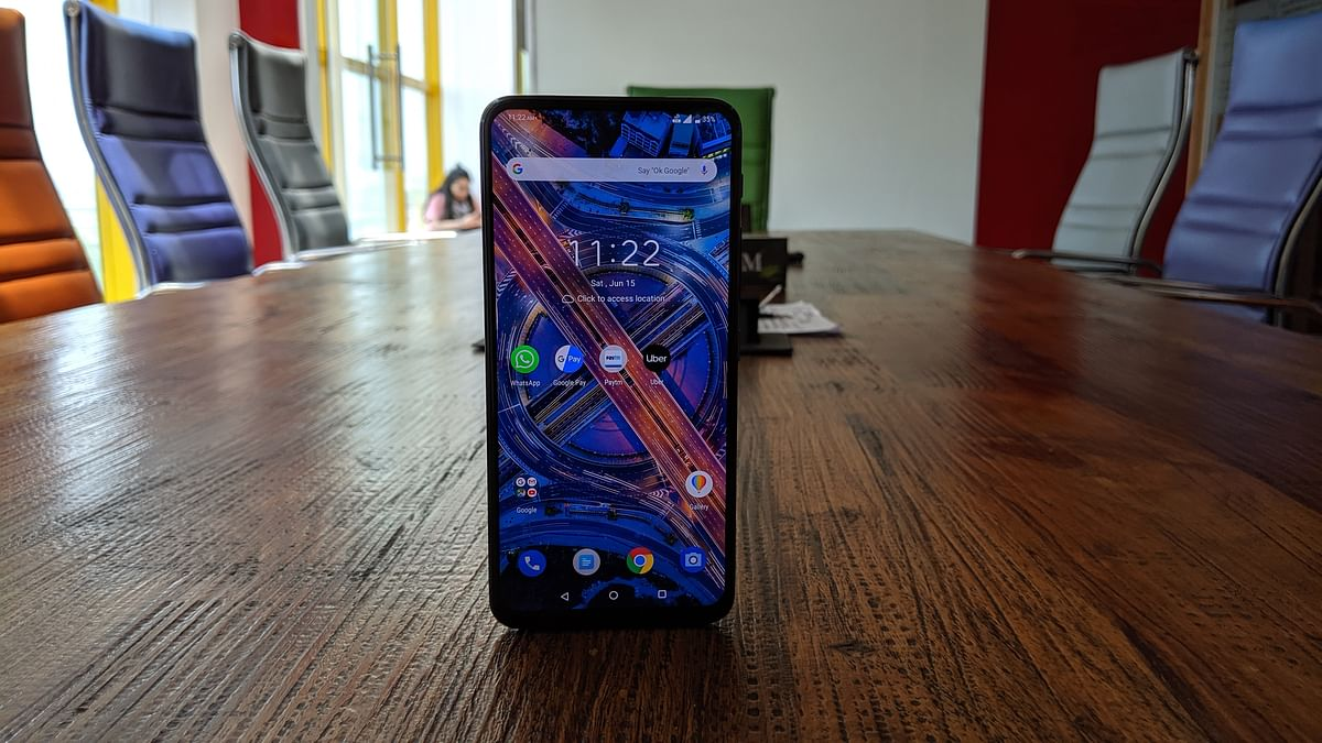 Asus 6Z First Impressions: Flippin Camera But There's More to It