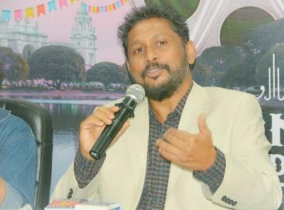 Director Shoojit Sircar. (Photo: Kuntal Chakrabarty/IANS)