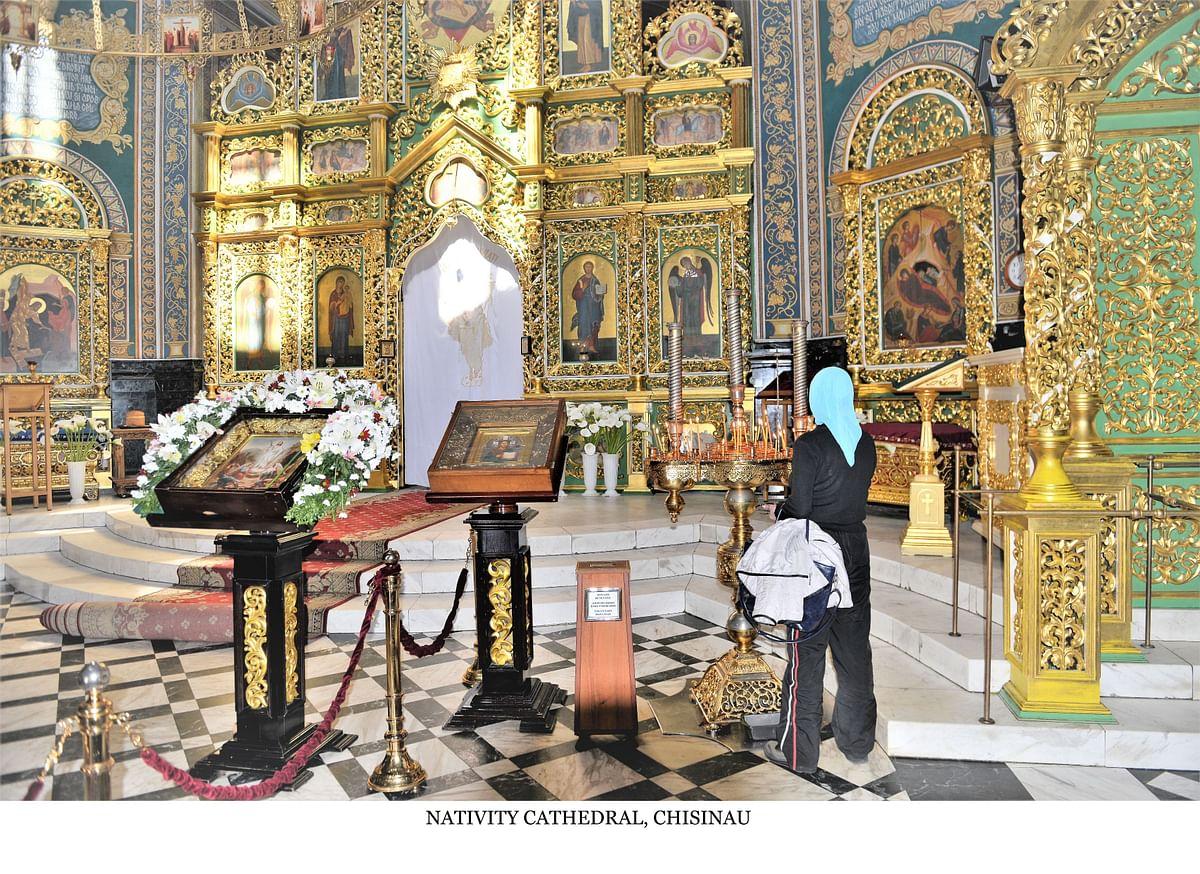 Nativity Cathedral, Chisinau