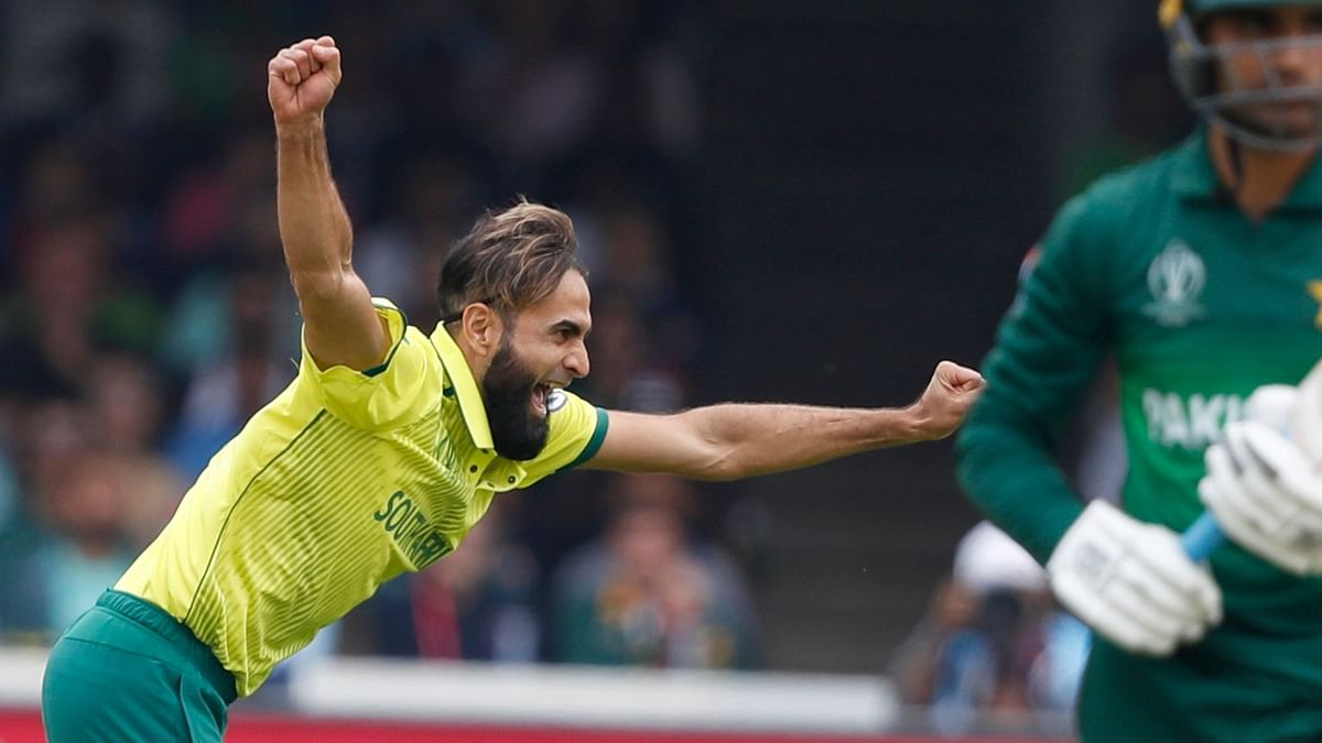 Imran Tahir Becomes South Africa's Highest World Cup Wicket-Taker