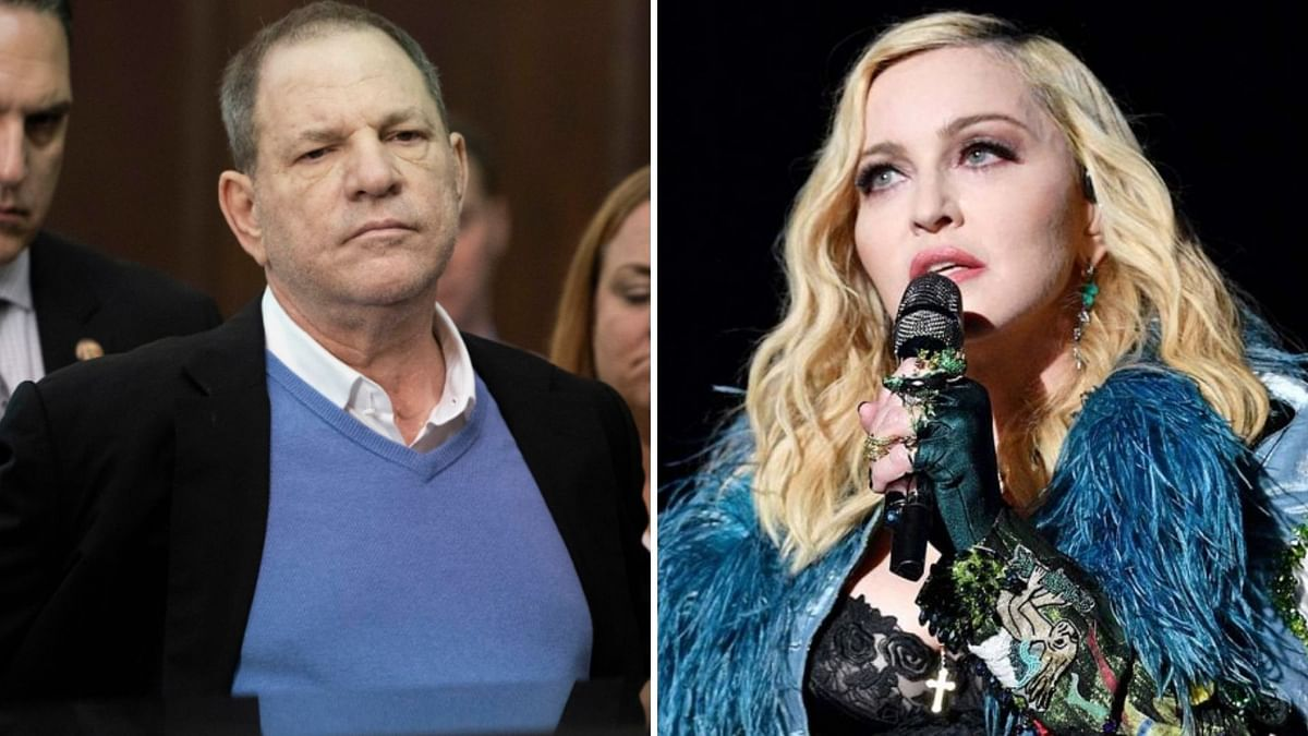 Madonna Accuses Harvey Weinstein of Crossing Boundaries With Her