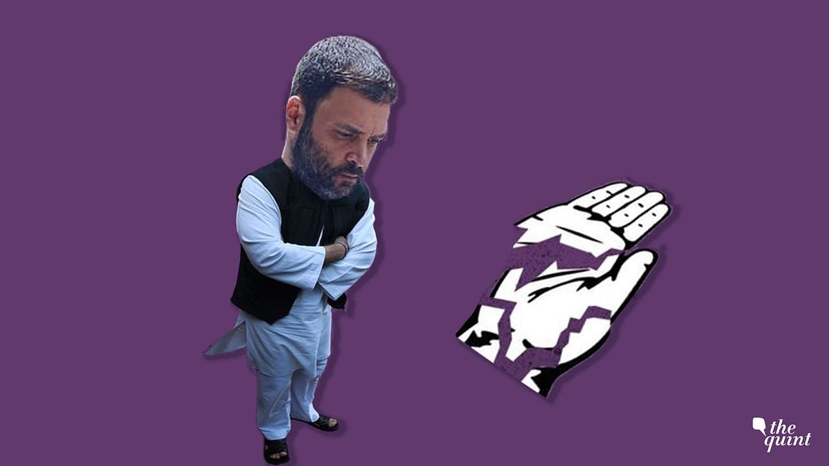 2019-1969: The Curious Case of Congress Party's Disintegration