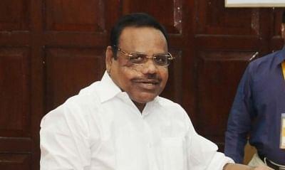 Tamil Nadu Speaker P Dhanapal. (File Photo: IANS)