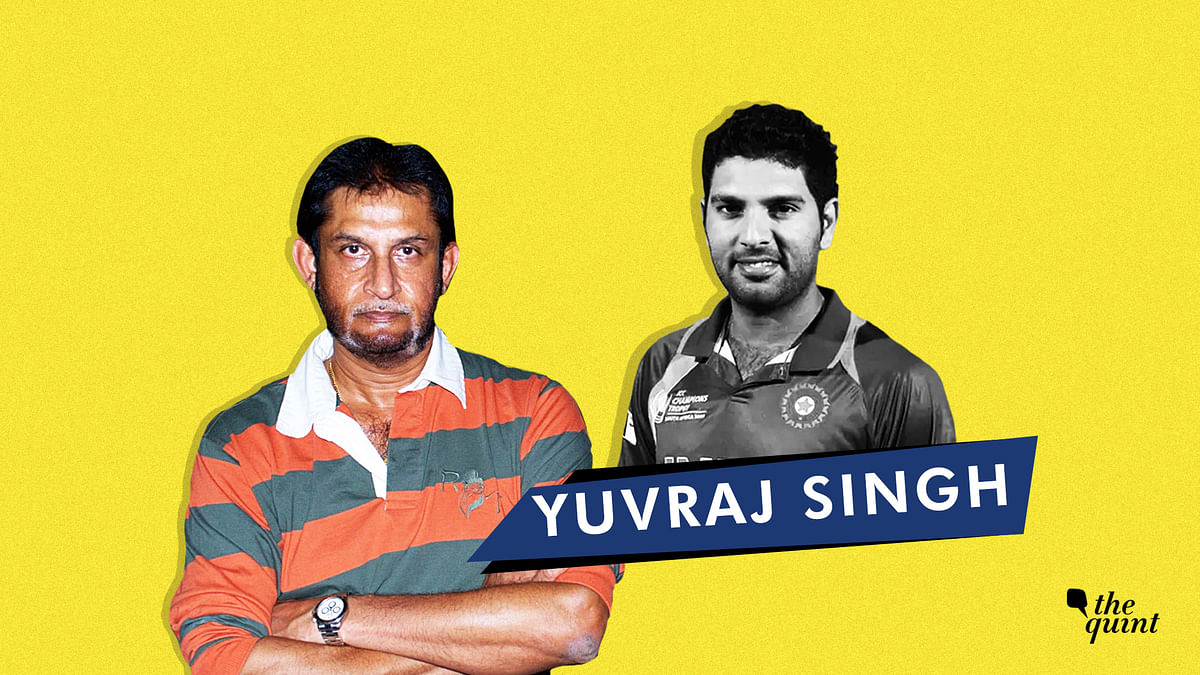 Sandeep Patil writes about Yuvraj Singh, a cricketer he first met on his first birthday!