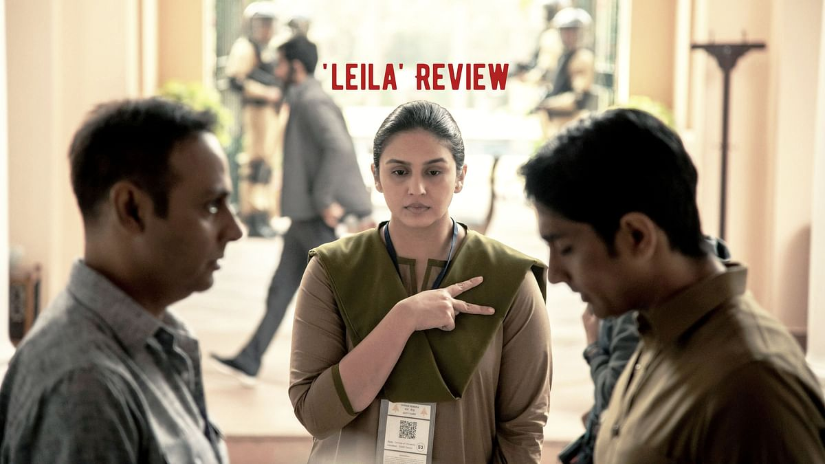 Review: Netflix's 'Leila' Is a Reality Check Like No Other