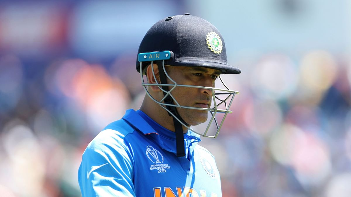 India vs Afghanistan: MS Dhoni Stumped for First Time Since 2011