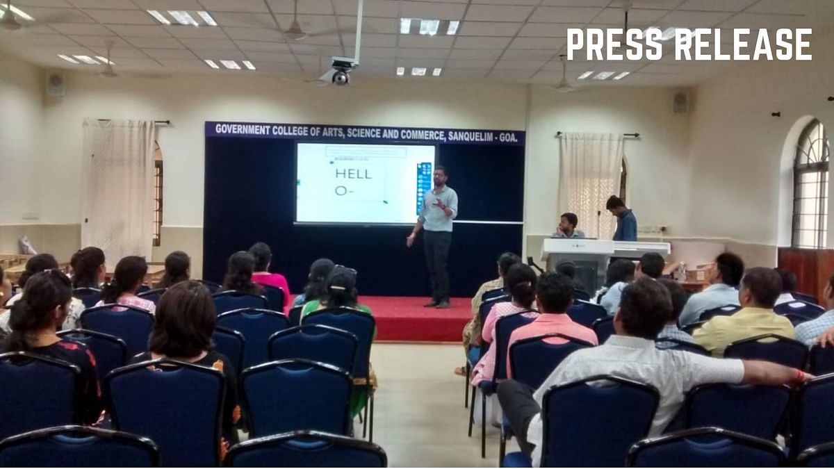 Press Release:Globus Infocom To Give Goa Govt Smart Class Solution