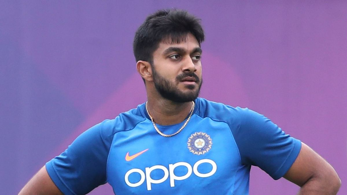 All-rounder Vijay Shankar is the latest to suffer an injury scare in the Indian camp.